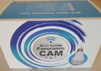 Review ISEC 960P WiFi IP Camera Wireless LED Bulb