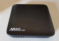 Review M8S Pro Android TV Box 3GB RAM S912 CPU