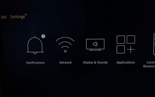 How To Install a VPN on the Amazon Fire TV Stick Step 1