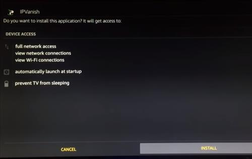 How to install and setup a vpn on the amazon fire tv stick wirelesshack