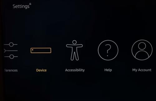 How To Install a VPN on the Amazon Fire TV Stick Step 2
