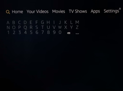 How To Install a VPN on the Amazon Fire TV Stick Step 7