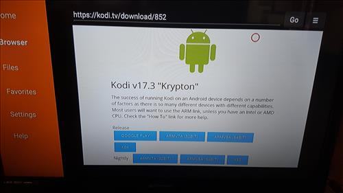 How To Install and Setup Kodi on the Updated Fire TV Stick Step 19