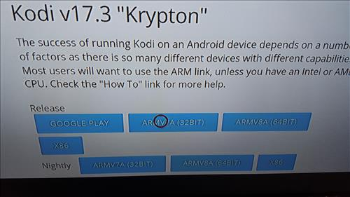 How To Install and Setup Kodi on the Updated Fire TV Stick Step 20