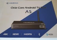 Review HIMEDIA A5 Android TV Box Almlogic S912 2GB RAM