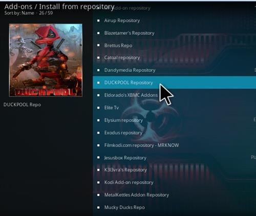 A Guide To Kodi and Streaming Movies or TV Shows DuckPool