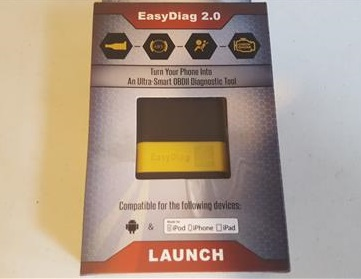 Review: Launch X431 EasyDiag 2 0 Diagnostic Tool Bluetooth