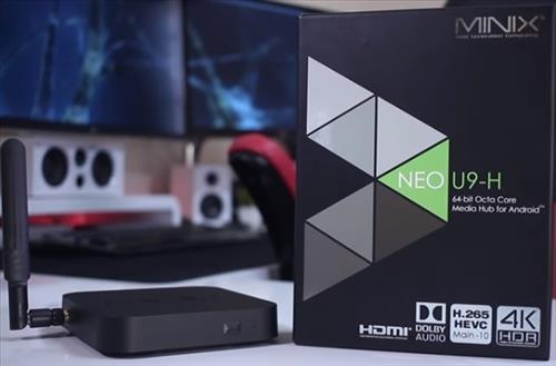 Review MINIX NEO U9-H Andriod 6.0 TV Box S912 2GB RAM