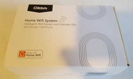 Review Oittm Smart WiFi Router with Wireless Range Extender Home WiFi System