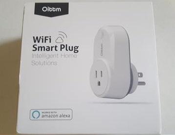 Review Oittm WiFi Smart Plug Alexa Compatible AC Outlet