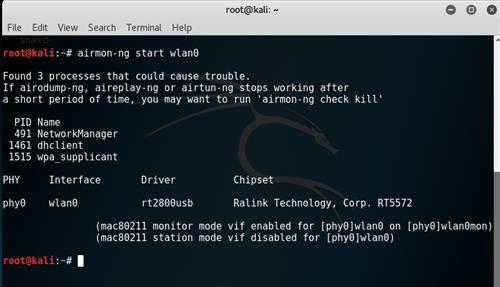 Review Panda PAU9 Kali Linux VMware Test Enabled