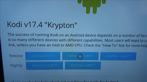 How To Install Kodi 17.4 Krypton on the New Updated Fire TV Stick Step 2122