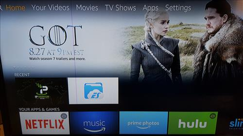 How To Install Kodi 17.4 Krypton on the New Updated Fire TV Stick Step 5