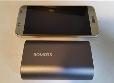 ROMOSS A10 Compact 10000mAh USB Power Bank Portable Charger Comparison