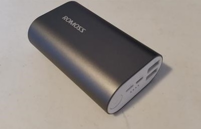 ROMOSS A10 Compact 10000mAh USB Power Bank Portable Charger Overview 2
