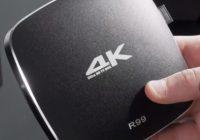 Review R99 4K Android TV Box 4GB RAM RK3399 CPU 1