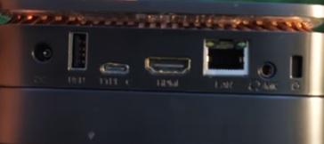 Review Windows 10 Mini PC Intel Celeron Apollo Lake J3455 4GB BACK