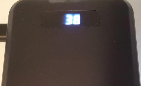 ORICO Scharge 12500mAh Power Bank LED Display