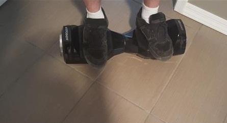 Review Alienboard Hoverboard Smart Balance Board Wirelesshack