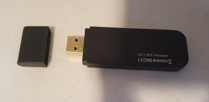 Review BrosTrend AC1200 Wireless USB Adapter Dual Band Single