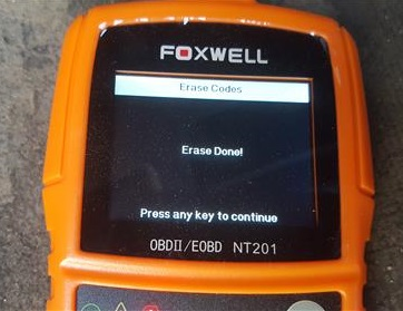 Review Foxwell Nt201 Obdii Code Scanner Automotive