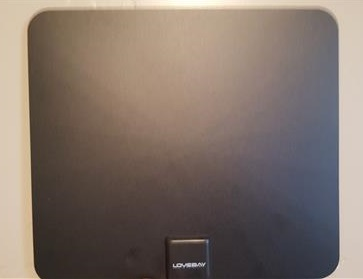 Review Lovebay 1080P Digital Indoor HDTV Antenna 50 Mile Range WALL