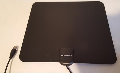 Review Lovebay 1080P Digital Indoor HDTV Antenna 50 Mile Range