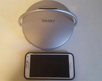 Review WAHEY Portable Outdoor Bluetooth Speaker HANDLE