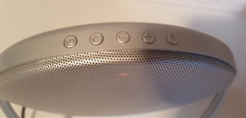 Review WAHEY Portable Outdoor Bluetooth Speaker TOP