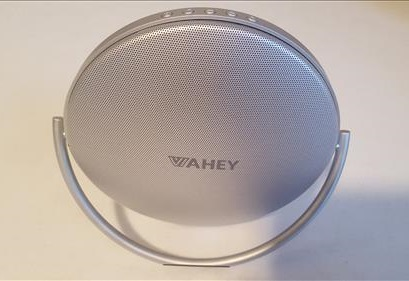 Review WAHEY Portable Outdoor Bluetooth Speaker