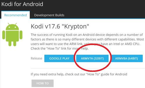 How To Upgrade / Install an Android TV Box to Kodi 17 6 Krypton