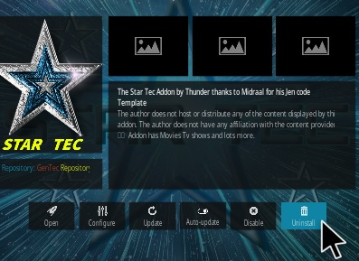 Kodi Tips and Tricks Delete Old Addons 2