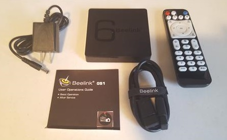 Review Beelink 6K GS1 Android TV Box All