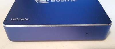 Review Beelink AP34 Ultimate Windows 10 Mini PC Frount