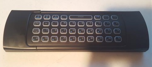 Review MX3 Pro Remote Control with Backlit Mini Wireless Keyboard and Air Mouse Keys