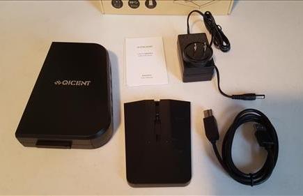 Review QICENT 7 Port Powered USB 3.0 HUB Piecies