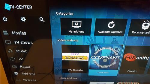 Review TX92 Android TV Box Kodi