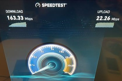 Review TX92 Android TV Box WiFi Speed Test