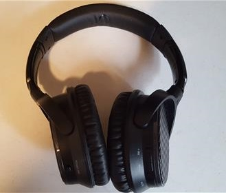 Review V201 Active Noise Cancelling Bluetooth Headphones COverview