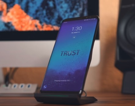 Best Wireless Charger for Galaxy S8 with Type C Power Plug