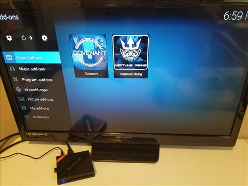 H96 PRO PLUS S912 3GB RAM 4K Android TV Box Kodi