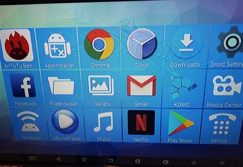 H96 PRO PLUS S912 3GB RAM 4K Android TV Box Lunacher 2