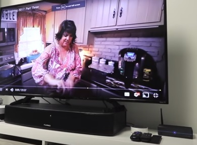 Review Azulle Byte3 Windows 10 Fanless Mini PC TV