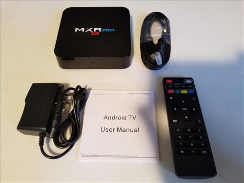 Review: MXR PRO 4K TV Box RK3328 4GB RAM Android 7 1 | WirelesSHack