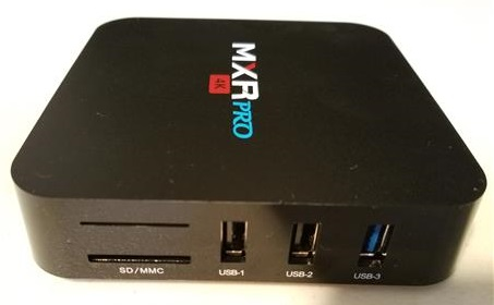Review: MXR PRO 4K TV Box RK3328 4GB RAM Android 7 1