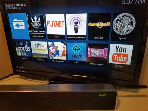 Review Mecool KS1 Smart Soundbar Android TV Box Combo Kodi 2