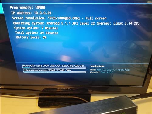Review Mecool KS1 Smart Soundbar Android TV Box Combo Kodi 3