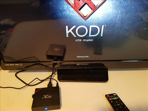 Review: X96 Android TV Box Amlogic S905W 2GB RAM | WirelesSHack