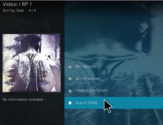 How To Install RP1 Kodi Addon Overview