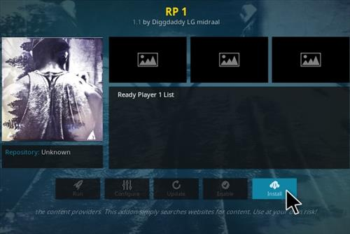 How To Install RP1 Kodi Addon Step 18
